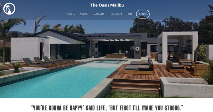 Oasis Malibu