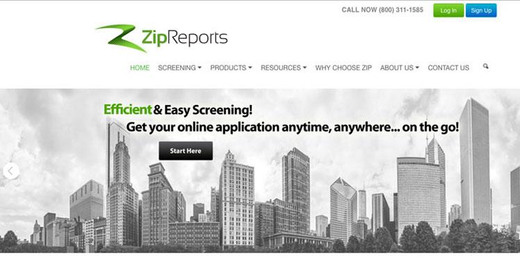 Zip Reports